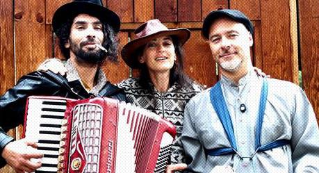 Trio Dilo Musique Tsigane