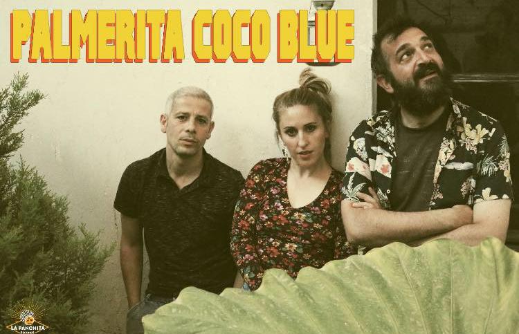 Palmerita Coco Blue,  groupe de mento et calypso, réunissant Matah  (La Kinky Beat) , Madjid Fahem (Manu Chao – Radio Bemba)  et Willy Fuego (La Kinky Beat – Amparanoia).